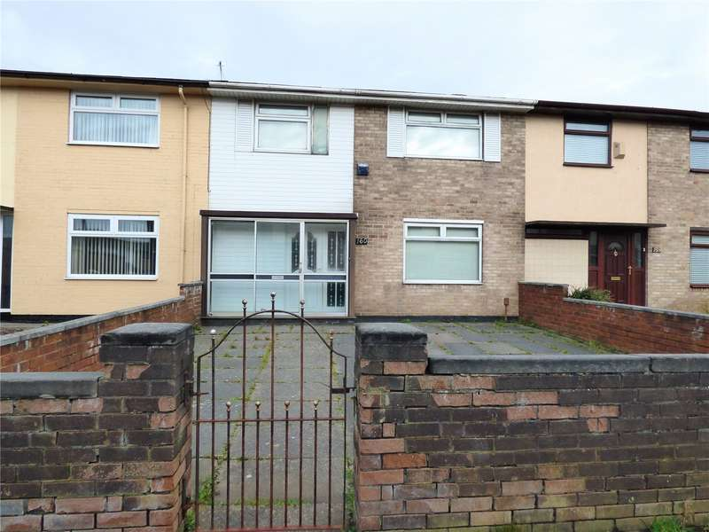 3 Bedrooms Terraced House for sale in Stonedale Crescent, Liverpool, Merseyside, L11