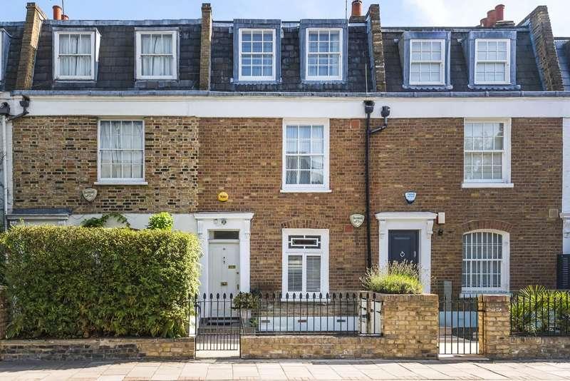 4 Bedrooms Terraced House for sale in Battersea Church Road, Battersea, London, SW11
