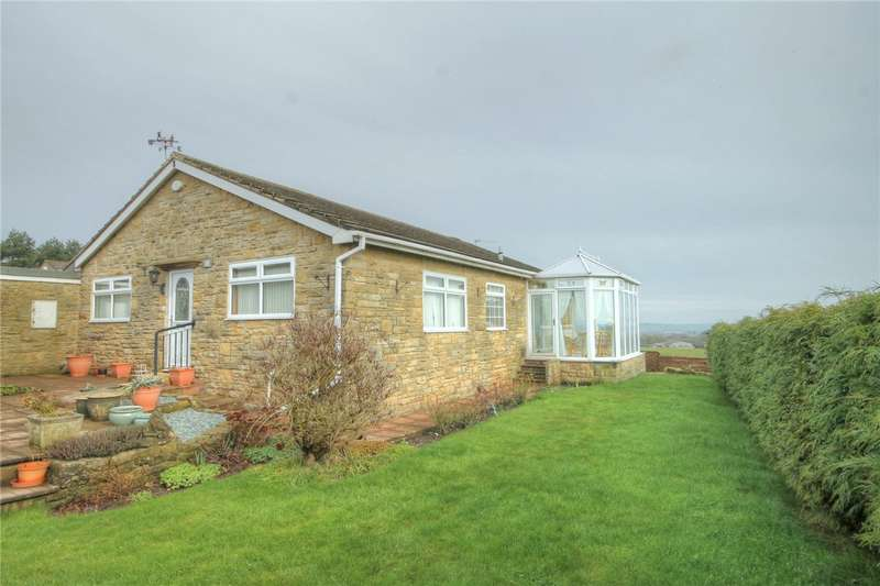 2 Bedrooms Detached Bungalow for sale in Auckland View, High Etherley, Bishop Auckland, DL14
