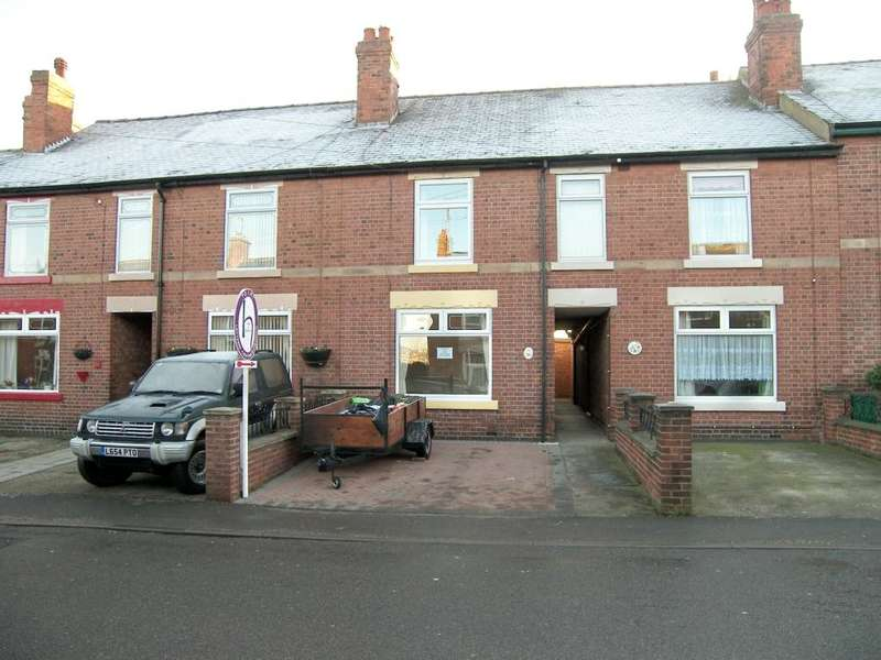 2 Bedrooms Terraced House for sale in Over Lane, Belper, Derbyshire, DE56