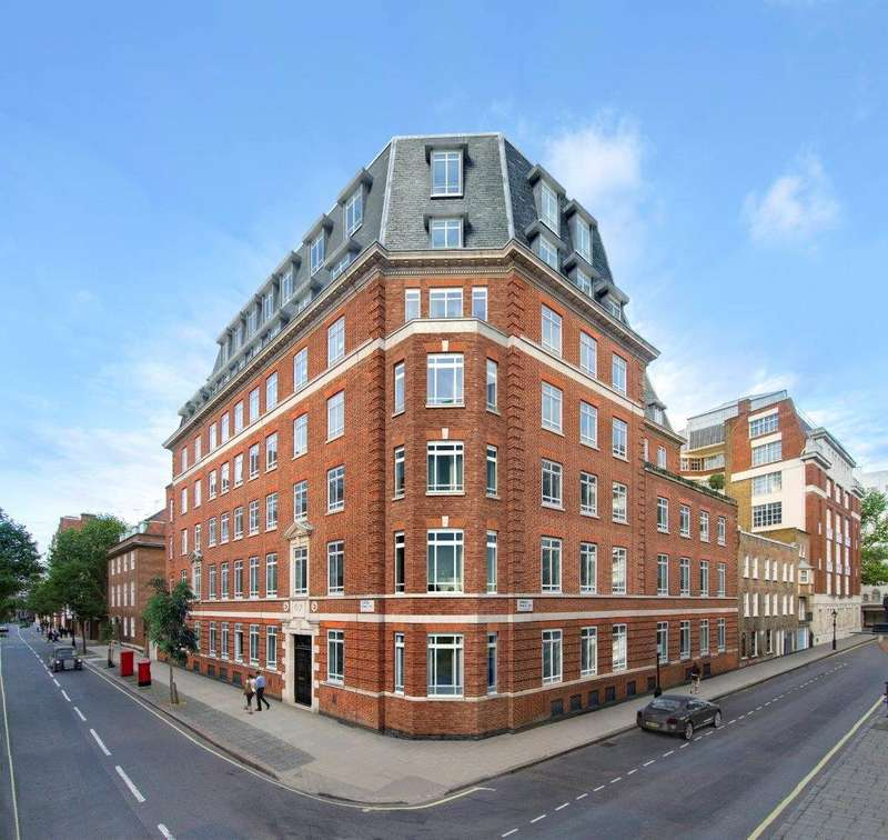 2 Bedrooms Flat for sale in Tufton Street, London, SW1P