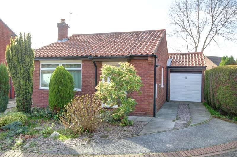 2 Bedrooms Detached Bungalow for sale in Beamish Close, Langley Park, Durham, DH7