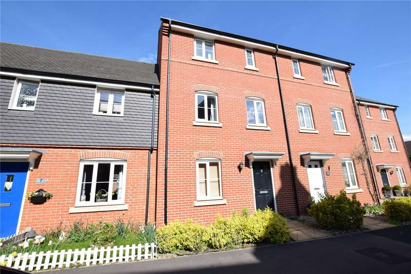 3 Bedrooms Terraced House for sale in Butler Drive, Bracknell, Berkshire, RG12