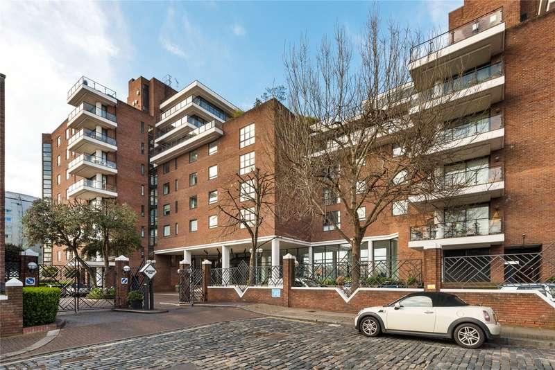 2 Bedrooms Flat for sale in Waterside Point, 2 Anhalt Road, London, SW11