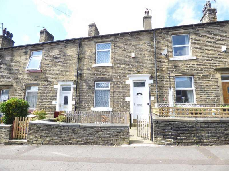 2 Bedrooms Terraced House for sale in Emscote Grove, Halifax, West Yorkshire, HX1