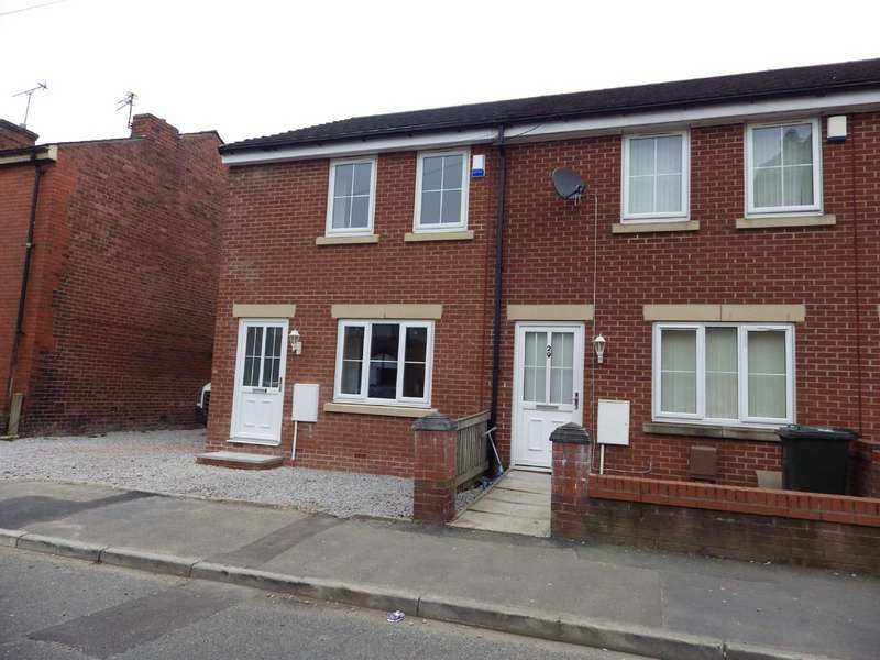 3 Bedrooms End Of Terrace House for sale in Buckley Street, Heywood, Lancashire, OL10