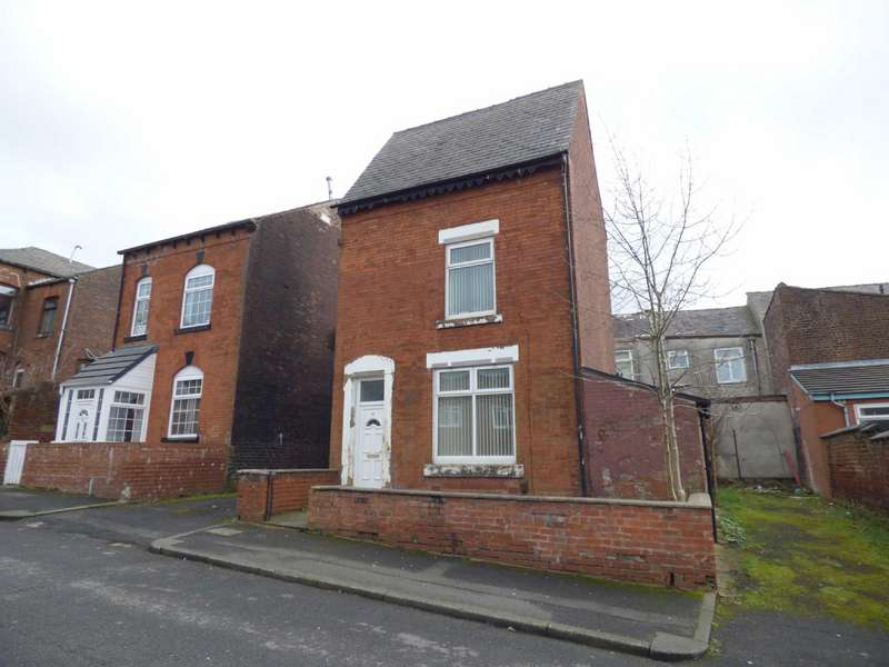 3 Bedrooms Detached House for sale in Warwick Street, Werneth, Oldham, OL9