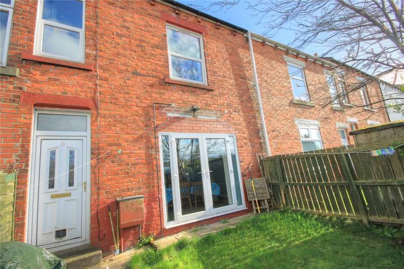 3 Bedrooms Terraced House for sale in Margaret Terrace, Tanfield Lea, Stanley, DH9
