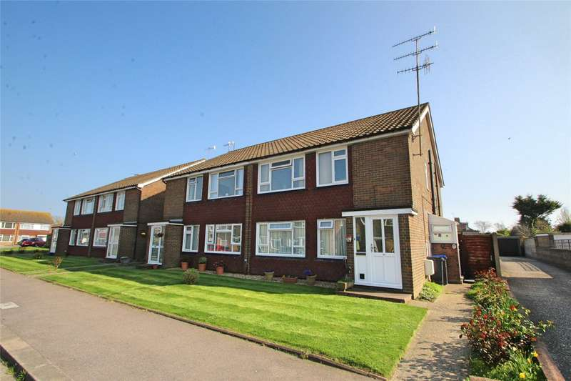 2 Bedrooms Apartment Flat for sale in Ophir Road, Worthing, West Sussex, BN11
