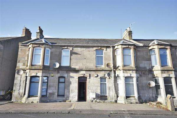 2 Bedrooms Apartment Flat for sale in Stevenston Road, KILWINNING