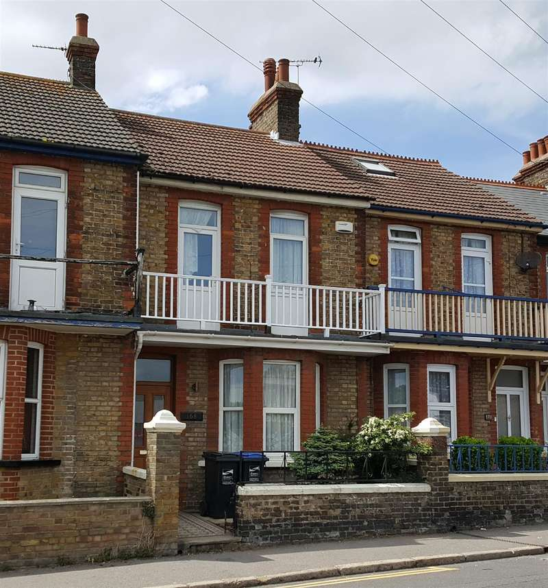3 Bedrooms Terraced House for sale in Hereson Road, Ramsgate
