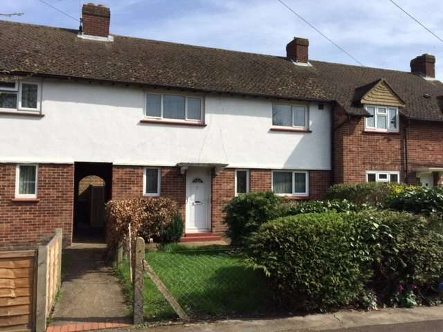 3 Bedrooms Terraced House for sale in Mead Road, Hersham, Walton-on-Thames, Surrey, KT12