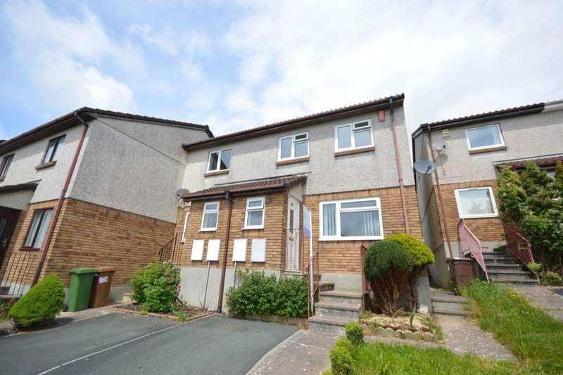 3 Bedrooms Property for sale in Coombe Way, Plymouth, PL5