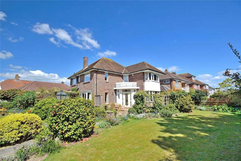 4 Bedrooms Detached House for sale in Ilex Way, Goring By Sea, Worthing, BN12