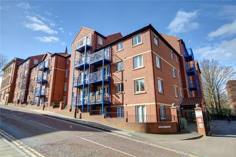 1 Bedroom Flat for sale in Claypath Court, Durham City, DH1