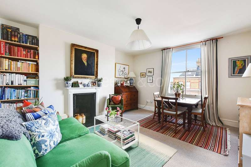 1 Bedroom Flat for sale in Kilburn High Road, Kilburn, London, NW6