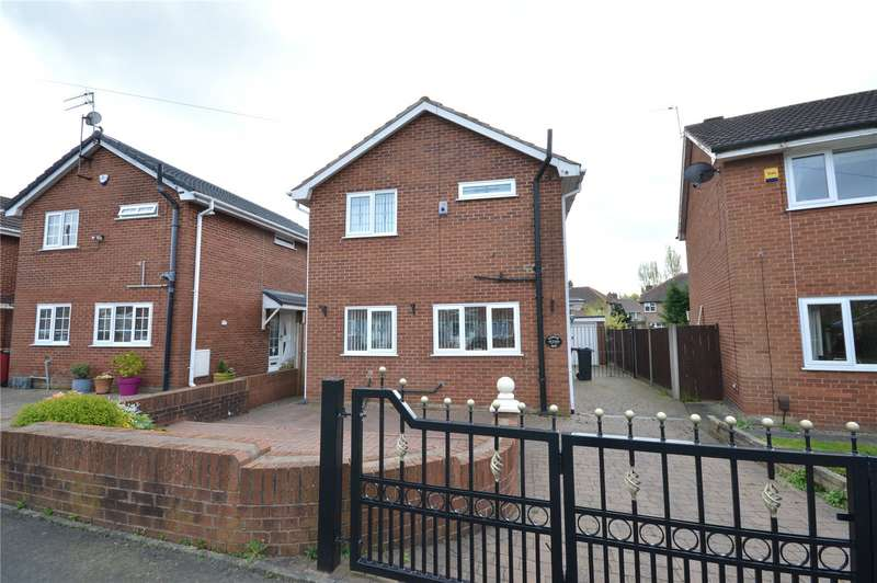 3 Bedrooms Detached House for sale in Keswick Way, Childwall, Liverpool, L16