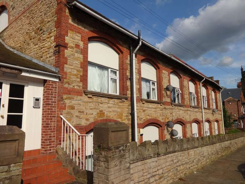 3 Bedrooms Flat for rent in Wiseton Road, Botanical Gardens, Sheffield, S11