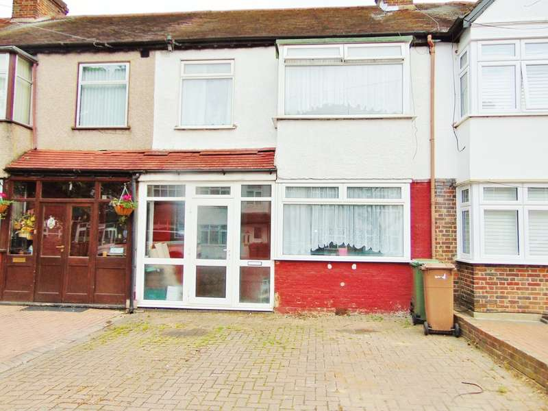 3 Bedrooms Terraced House for sale in Rosehill Avenue, Sutton, SM1 3HG