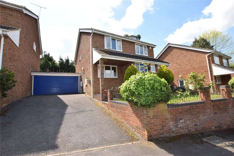 4 Bedrooms Detached House for sale in Lakeside, Bracknell, Berkshire, RG42
