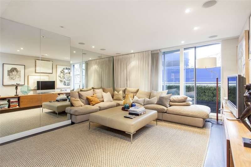 2 Bedrooms Flat for sale in Grosvenor Waterside, Chelsea, London, SW1W
