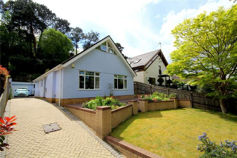 3 Bedrooms Detached Bungalow for sale in Elgin Road, Lilliput, Poole, Dorset, BH14