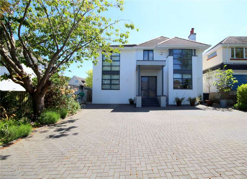 5 Bedrooms Detached House for sale in Pearce Avenue, Lower Parkstone, Poole, Dorset, BH14