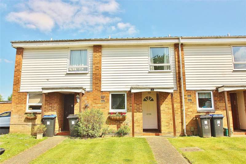 3 Bedrooms Terraced House for sale in Mint Walk, Knaphill, Woking, GU21