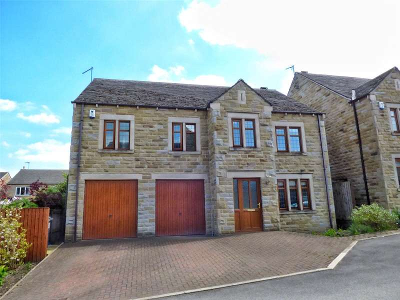 5 Bedrooms Detached House for sale in Honey Head Lane, Honley, Holmfirth, West Yorkshire, HD9