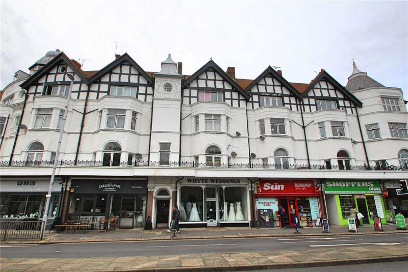 2 Bedrooms Apartment Flat for sale in Broadway Mansions, Worthing, West Sussex, BN11