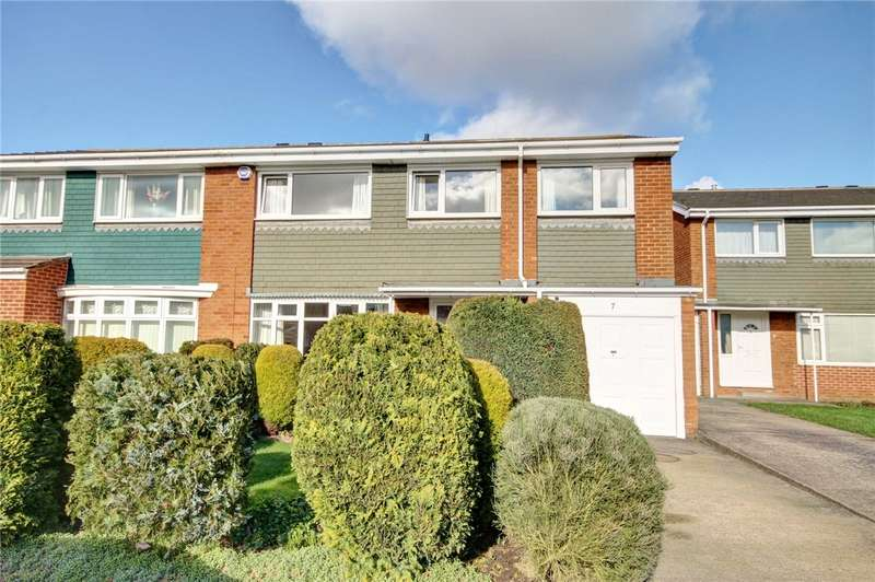 4 Bedrooms Semi Detached House for sale in Mossdale, Belmont, Durham, DH1