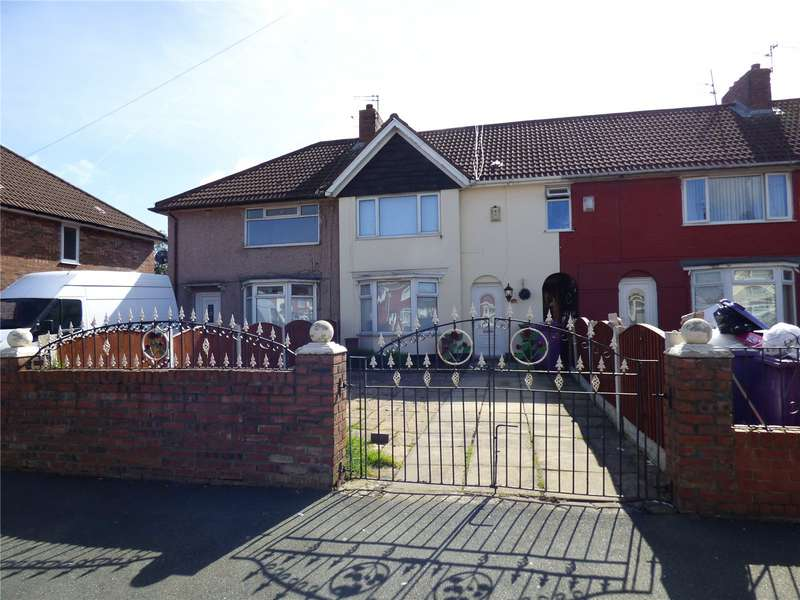3 Bedrooms Terraced House for sale in Branstree Avenue, Liverpool, Merseyside, L11