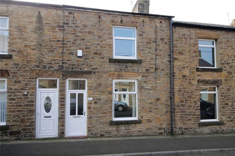 2 Bedrooms Terraced House for sale in John Street, Blackhill, Consett, DH8