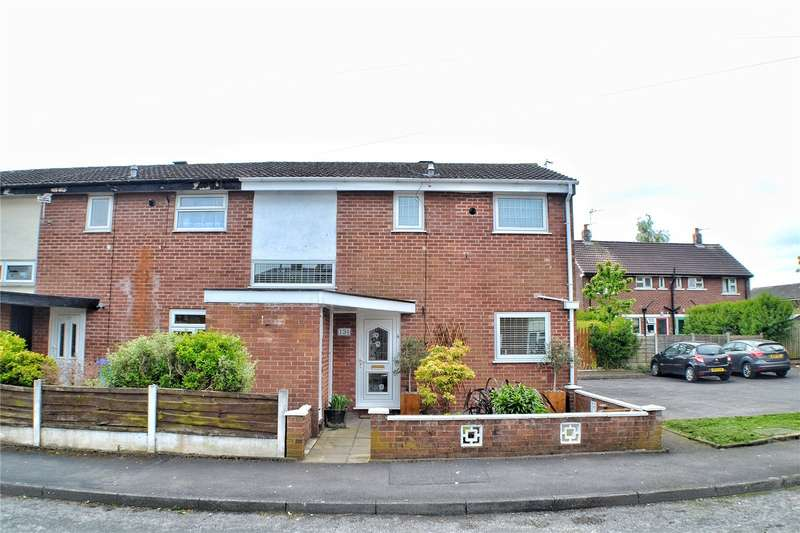 2 Bedrooms End Of Terrace House for sale in Penrith Avenue, Ashton-under-Lyne, Greater Manchester, OL7