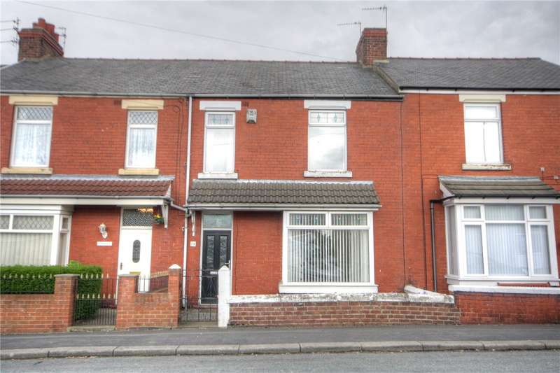 3 Bedrooms Terraced House for sale in West Terrace, Spennymoor, County Durham, DL16