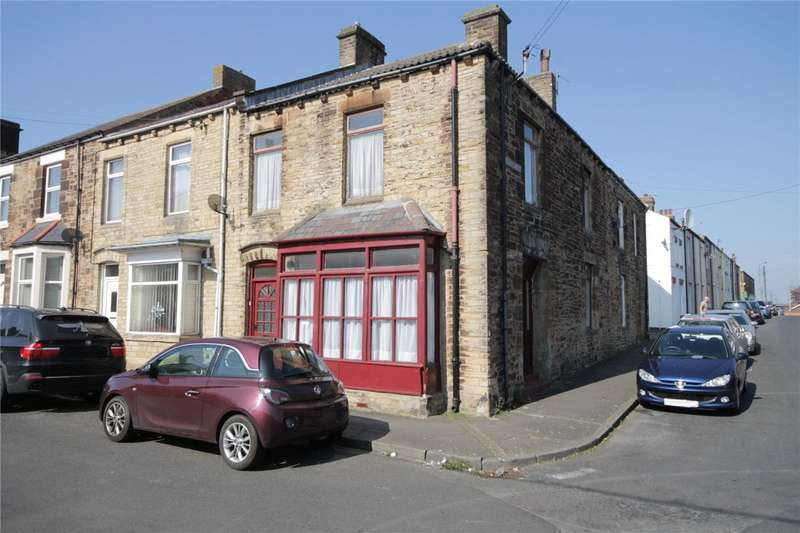 3 Bedrooms End Of Terrace House for sale in Taylor Street, Consett, Durham, DH8