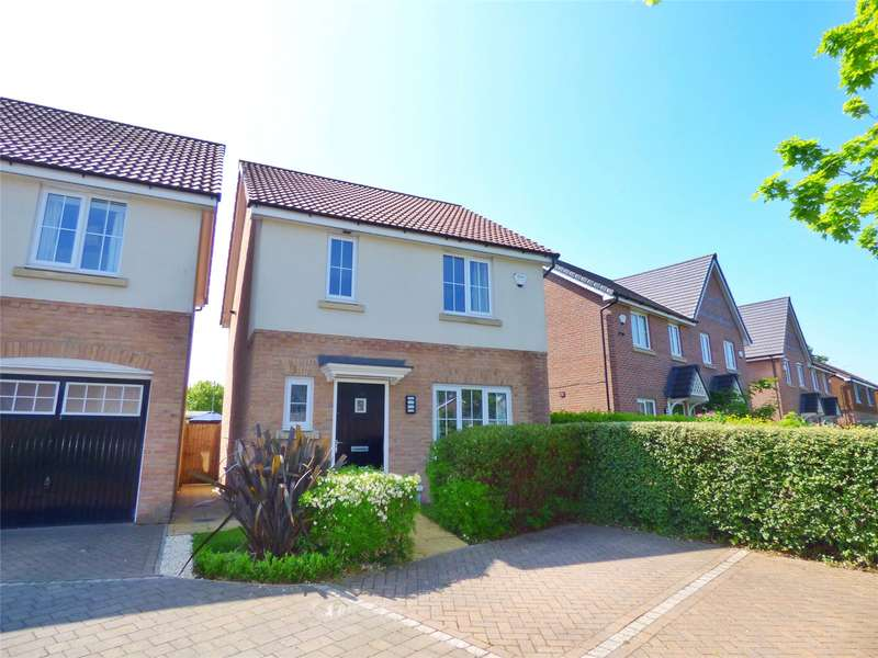 3 Bedrooms Detached House for sale in Argyle Street, Heywood, Lancashire, OL10