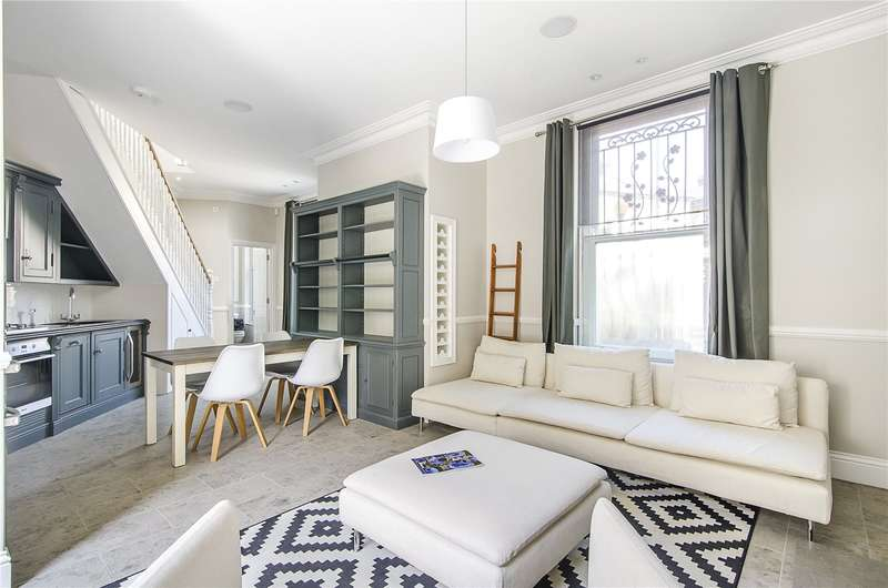 3 Bedrooms Terraced House for sale in St. Quintin Avenue, London, W10