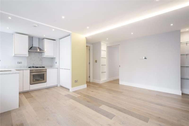 3 Bedrooms Flat for sale in Basing Street, London, W11