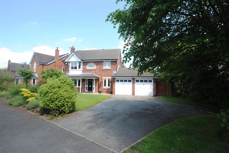 4 Bedrooms Detached House for sale in Hartswood Close, Appleton, WARRINGTON, WA4