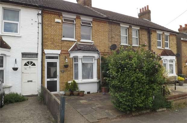 3 Bedrooms Terraced House for sale in Rollo Road, Swanley, Kent
