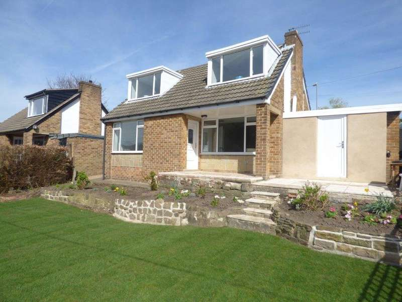 3 Bedrooms Detached House for sale in North Hill Drive, Kirkheaton, HUDDERSFIELD, West Yorkshire, HD5