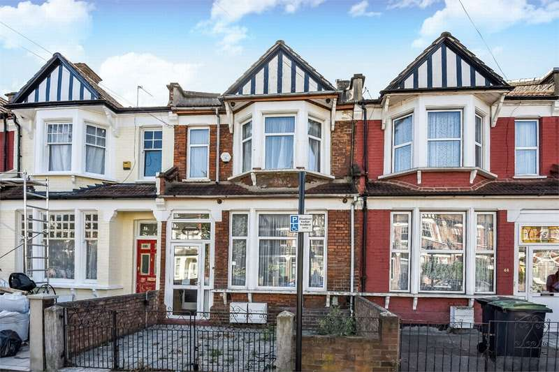 3 Bedrooms Terraced House for sale in Stanmore Road, Turnpike Lane