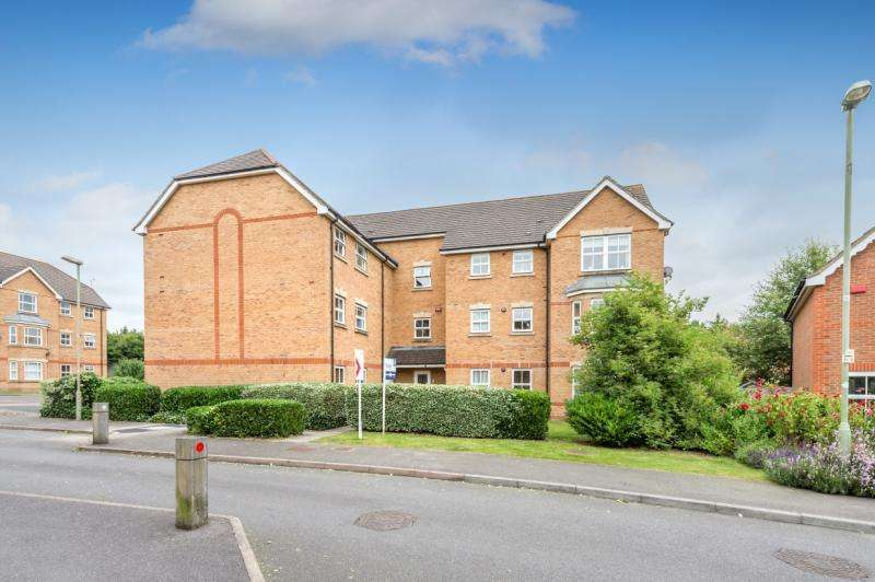 2 Bedrooms Apartment Flat for sale in Awgar Stone Road, Headington, Oxford, Oxfordshire