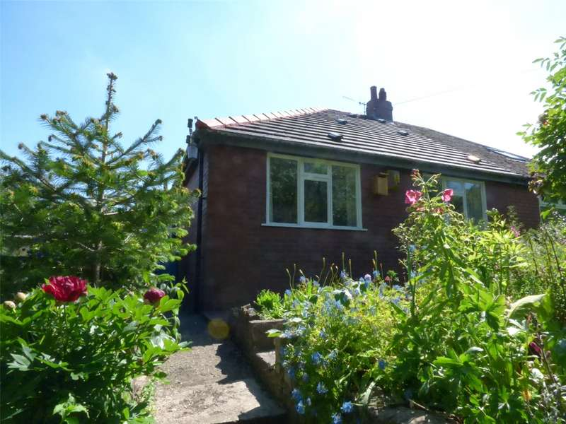 3 Bedrooms Semi Detached Bungalow for sale in Manor Road, Oldham, Greater Manchester, OL4