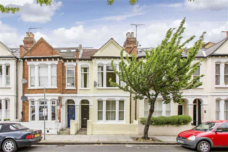1 Bedroom Flat for sale in Tynemouth Street, Fulham, SW6