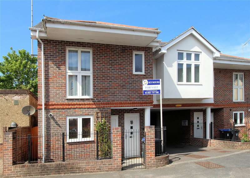 3 Bedrooms End Of Terrace House for sale in Vale Farm Road, Woking, Surrey, GU21