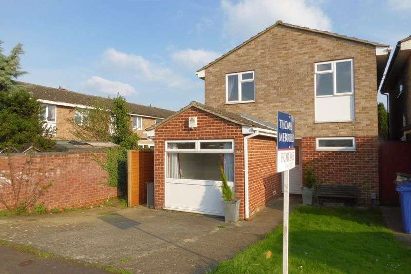 4 Bedrooms Property for sale in Beaufort Close, Bicester