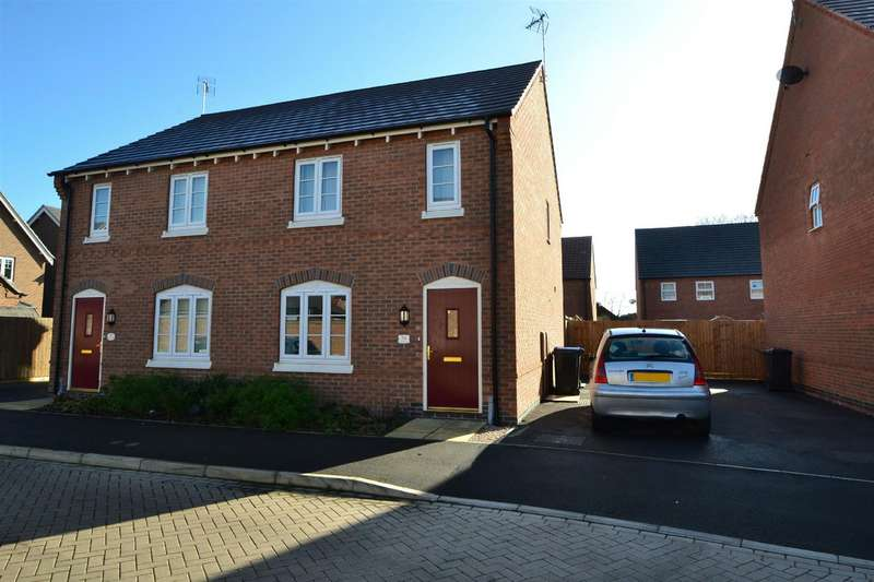 3 Bedrooms Property for sale in Circuit Drive, Long Eaton