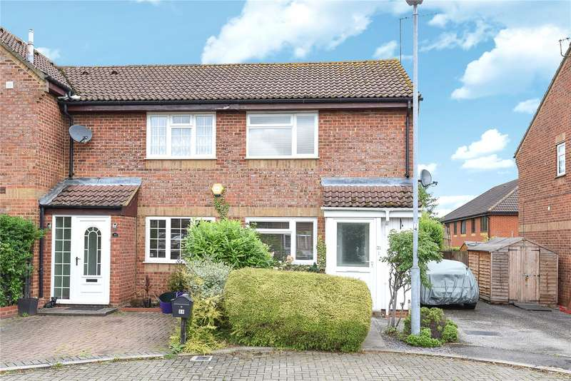2 Bedrooms End Of Terrace House for sale in Ladywalk, Maple Cross, Hertfordshire, WD3